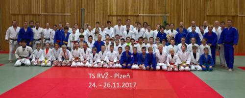 VT KVŽ Praha v Plzni 24. - 26.11.2017