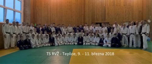 9. - 11.3.2018 Teplice TS KVŽ