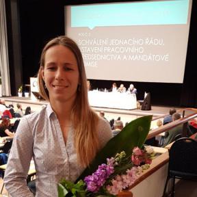 Ocenění žen Pražskou tělovýchovnou unií