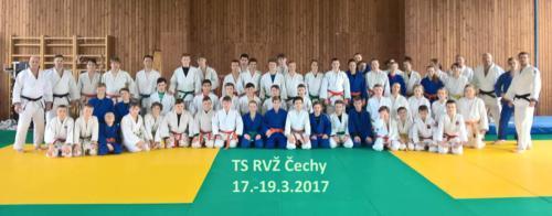 TS RVŽ ČECHY    17. – 19. březen  2017