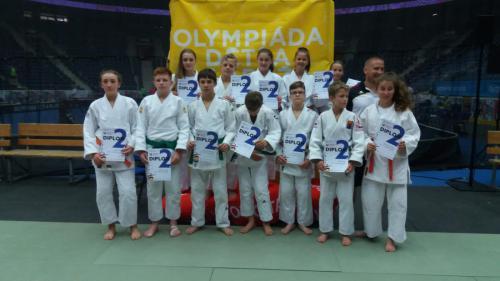 Olympiáda dětí a mládeže 2019